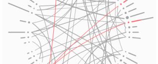 Хордовая диаграмма в Tableau