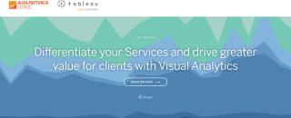Увеличение ценности услуг для клиентов с помощью визуальной аналитики