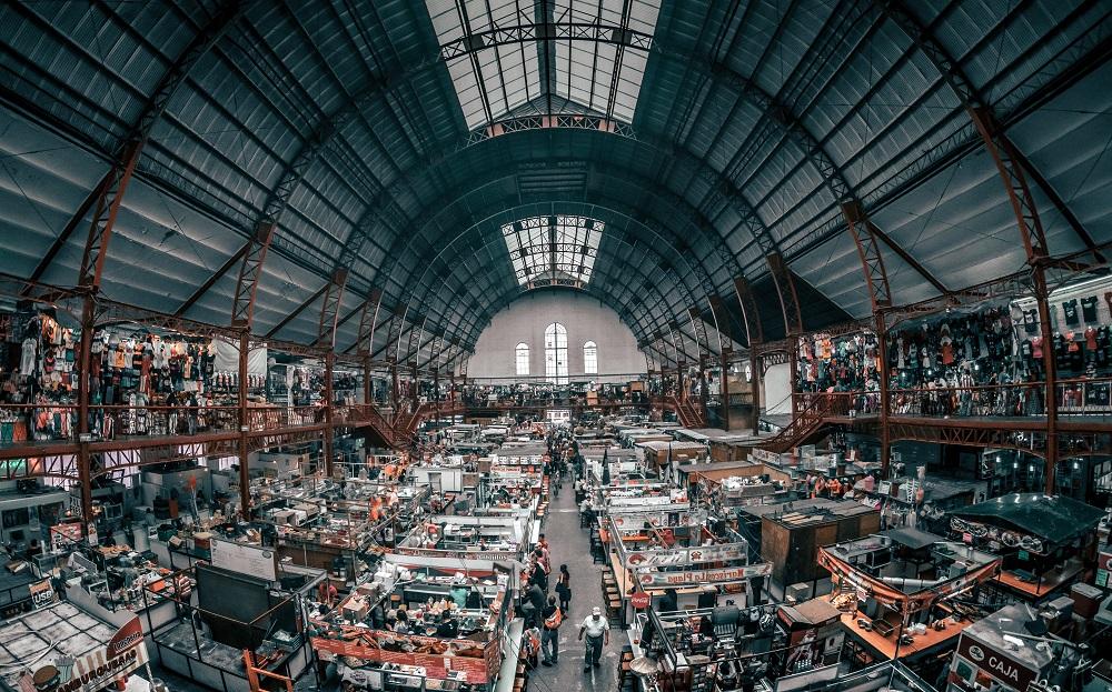 Анализ емкости рынка